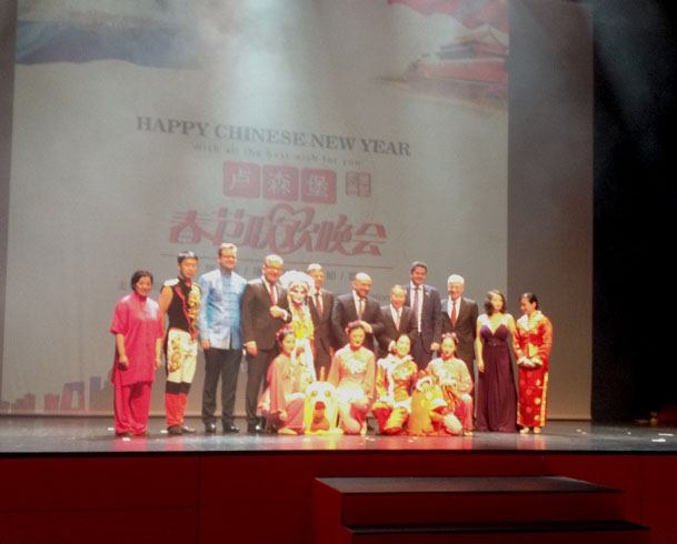 Chinese New Year 2017 Group Picture